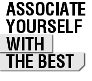 Associate Yourself With The Best